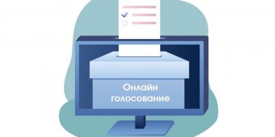 дистанционное электронное голосование!